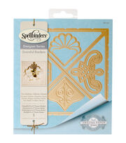 Spellbinders® Card Creator Etched Die-Graceful 6''x6'' Frame Maker, , hi-res