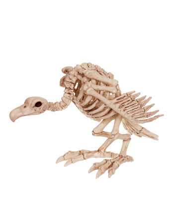 The Boneyard Halloween Skeleton Vulture
