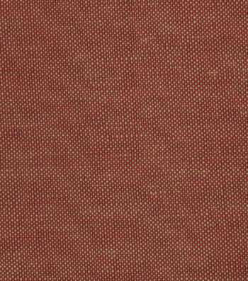 """Jaclyn Smith Upholstery Fabric 54""""-Archangel/Scarlet"""