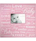 Baby Expression Post Bound Album 12\u0022X12\u0022-Pink