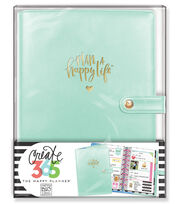 Create 365 The Happy Planner™ Mini Deluxe Cover-Mint, , hi-res