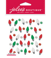 Jolee's Boutique Dimensional Stickers-Holiday Lights, , hi-res