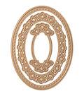 Spellbinders® Die D-Lites 3 Pack Etched Dies-Frill Oval
