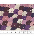 Alexander Henry Premium Quilt Fabric 45\u0022-Flora