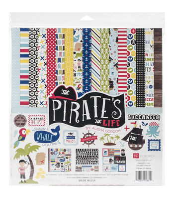 Echo Park Paper Company™ Collection Kit-Pirates' Life
