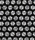 Buttercream™ Audrey Cotton Fabric 43\u0022-Ditsy Floral Black