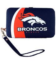 Denver Broncos Shell Wristlet, , hi-res