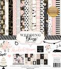 Collection Kit 12\u0022X12\u0022-Wedding Bliss