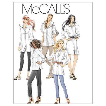 McCall's Women's Top-M6124
