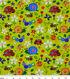 Snuggle Flannel Fabric 42\u0022-Print Nature Friends