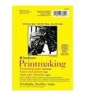 Strathmore Printmaking Paper Pad 5\u0027\u0027x7\u0027\u0027 40 pcs