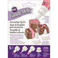 Wilton® Candy Melt Decorating Tip Set