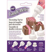 Wilton® Candy Melt Decorating Tip Set, , hi-res