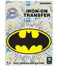 DC Comics® Small Transfer Classic Batman Logo