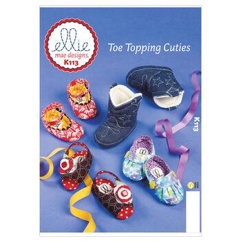 Kwik Sew Pattern K0113 Infants' Booties, Sandals & Flats