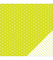 American Crafts Basics Star Double-Sided Cardstock, , hi-res