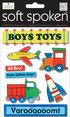 Ellen Boys Toys Embellishment