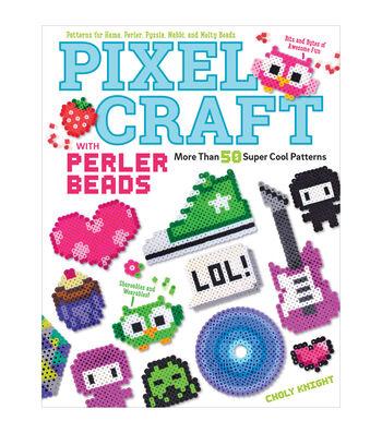 Design Originals Pixel Craft with Perler Beads Book