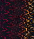 Silky Prints Latin Fabric 58\u0022-Fuchsia and Orange