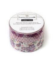Buttercream™ Elizabeth Collection Fabric Tape-Paisley Blossom, , hi-res
