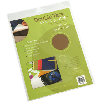 Grafix Archival Double Tack Mounting Film