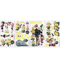Despicable Me 2 Peel And Stick Decals
