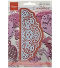 Marianne Design Creatables Dies-Anja\u0027s Vintage Decoration, 5\u0022X2\u0022