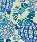 Waverly Print Fabric 54\u0022-Copacabana/Azure
