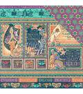 Midnight Masquerade Double-Sided Cardstock 12\u0022X12\u0022-Savor The Magic