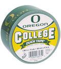 University of Oregon Ducks Duck Tape-Logo