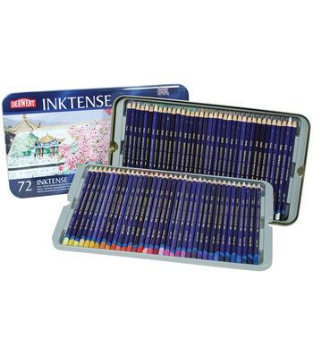 Derwent Inktense Pencil Set 72/Tin