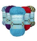 Bernat Handicrafter Cotton Geometric Yarn