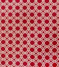 Home Decor 8\u0022x8\u0022 Fabric Swatch-SMC Designs Archway / Cardinal-Jcp