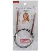 "Deborah Norville Fixed Circular Needles 40"" Size 10/6.0mm, , hi-res"
