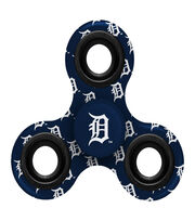 Detroit Tigers Diztracto Spinnerz-Three Way Fidget Spinner, , hi-res