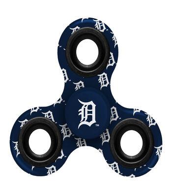 Detroit Tigers Diztracto Spinnerz-Three Way Fidget Spinner