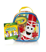 Crayola Art Buddy Back Pack, , hi-res