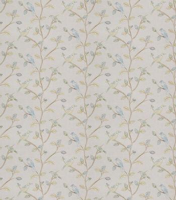 "Eaton Square Print Fabric 53""-Riverhill/Fern"