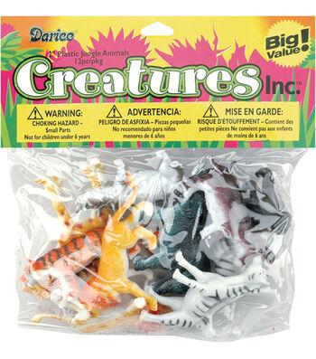 Darice Creatures Inc.-Jungle Animals-12