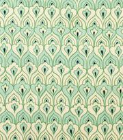 """Alexander Henry Cotton Fabric 44""""-El Pavo Real Tea Celadon, , hi-res"""