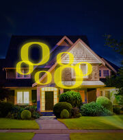 University of Oregon Ducks Team Pride Light, , hi-res