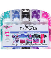 Tulip® One-Step Tie-Dye Kit Carousel, , hi-res