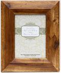 Acacia Wood Frame 5X7-Brown Wedge