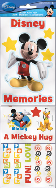 Disney Mickey Sticker Multipack-, , hi-res