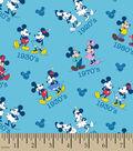 Disney® Mickey & Minnie Mouse Cotton Fabric 43\u0022-Vintage Toss