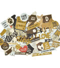 Kaisercraft Pawfect Collectables Cardstock Die-Cuts-Dog