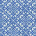 Waverly Print Fabric 54\u0022-Lace It Up/Aquarium