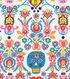 Alexander Henry Cotton Fabric 44\u0022-Calaveras Del Mar Natural