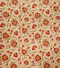Home Decor 8\u0022x8\u0022 Fabric Swatch-Jaclyn Smith Clarinet Artwork