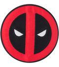 Marvel Comics Deadpool Logo Iron-On Applique